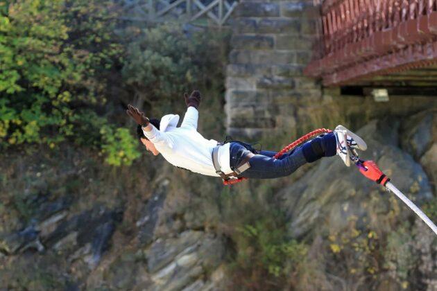 Les 3 meilleurs spots où faire du saut à l'élastique dans les Pyrénées
