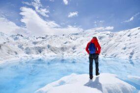 se préparer pour le glacier perito moreno