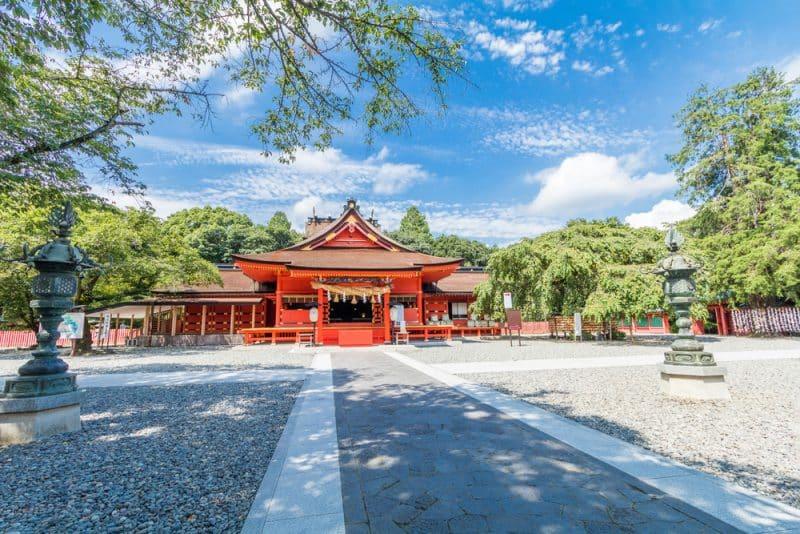 Sanctuaire Shizuoka Sengen