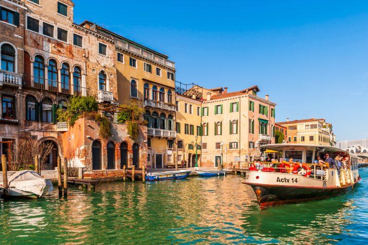 Vaporetto Venise