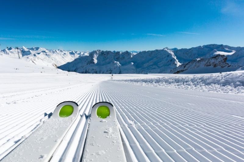 Faire du ski en Autriche alpes solden