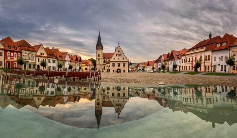 Slovaquie Bardejov