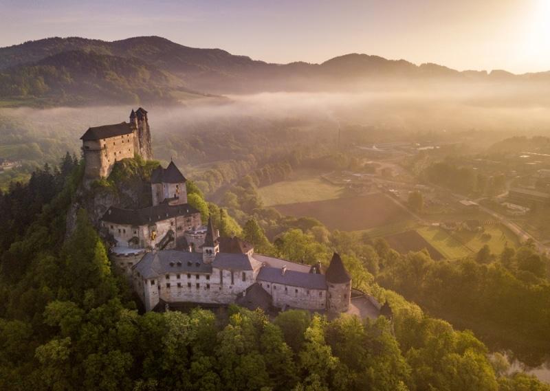 Slovaquie Orava château