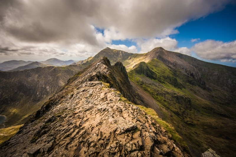 Snowdonia Parc naturel europe