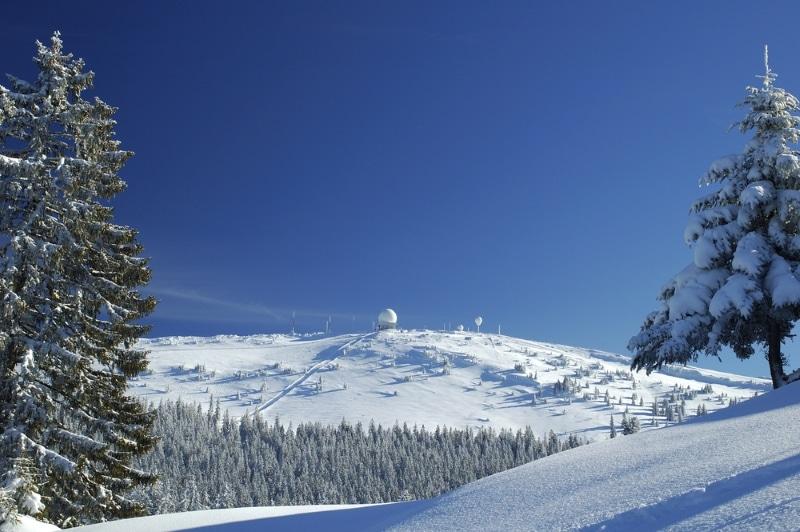 station de ski jura la dole