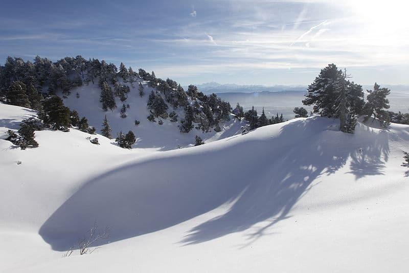 station de ski Jura Plans d'Hotonnes