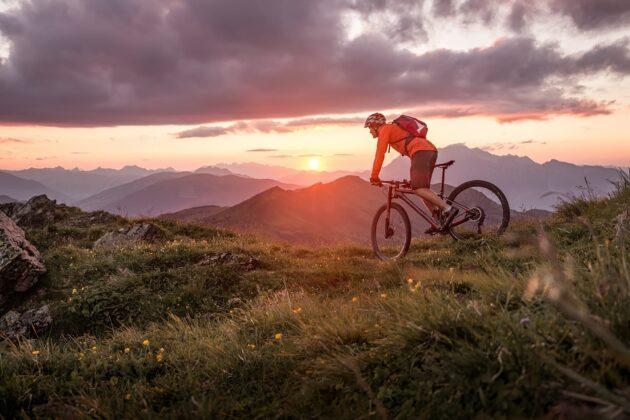 Les 7 endroits où faire du VTT dans les Alpes