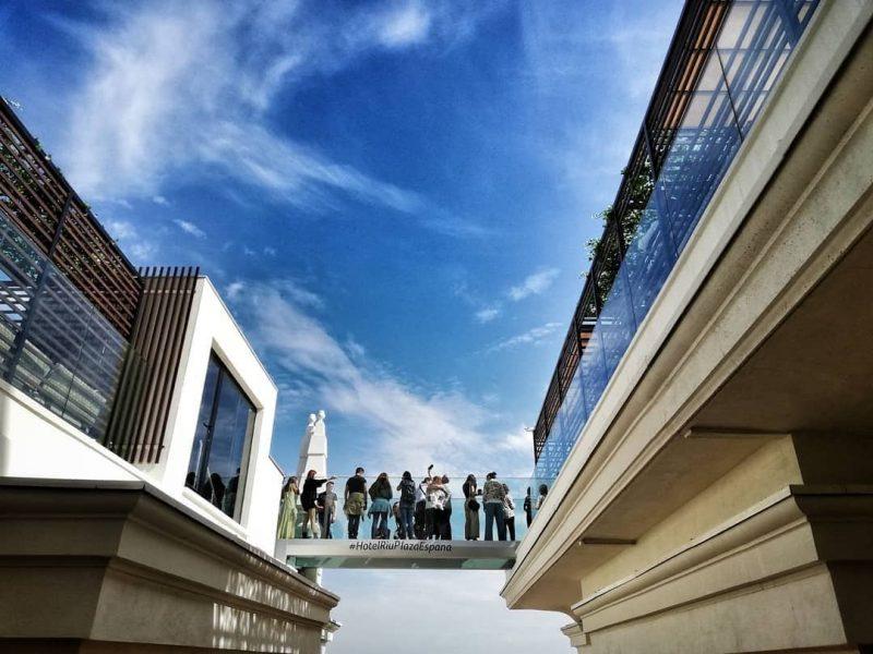 360º Rooftop Bar, Madrid