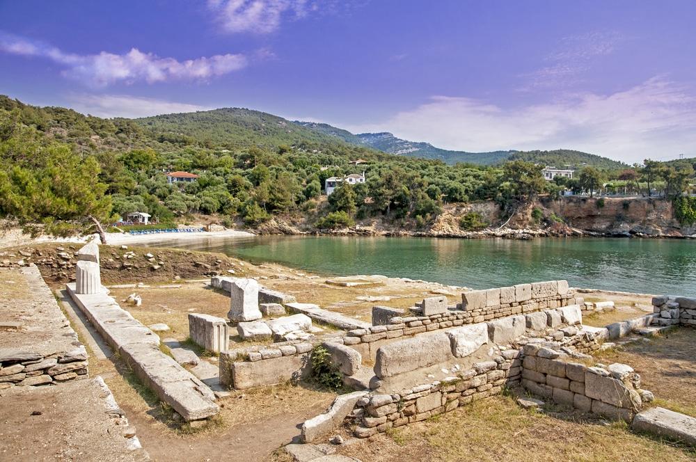 Alyki, Grèce
