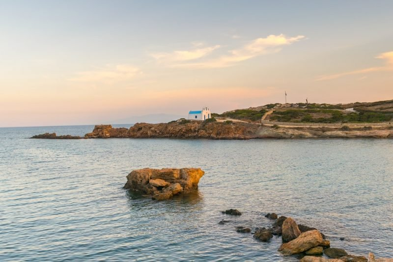 Plongée à Pirgaki, Grèce
