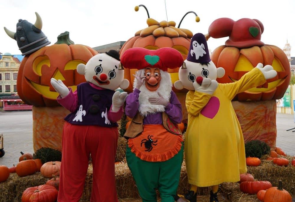 Plopsaland, Halloween, Belgique