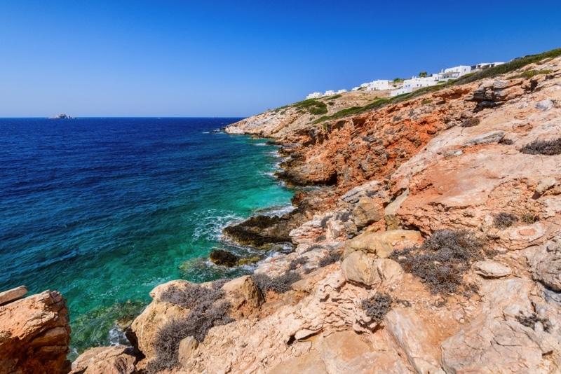 Agia Irini plage paros