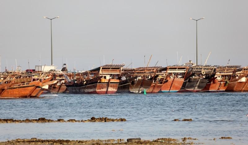 Village de pêcheurs Al Wakrah Qatar