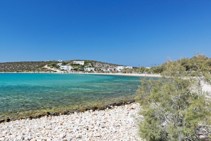 Alyki beach à paros
