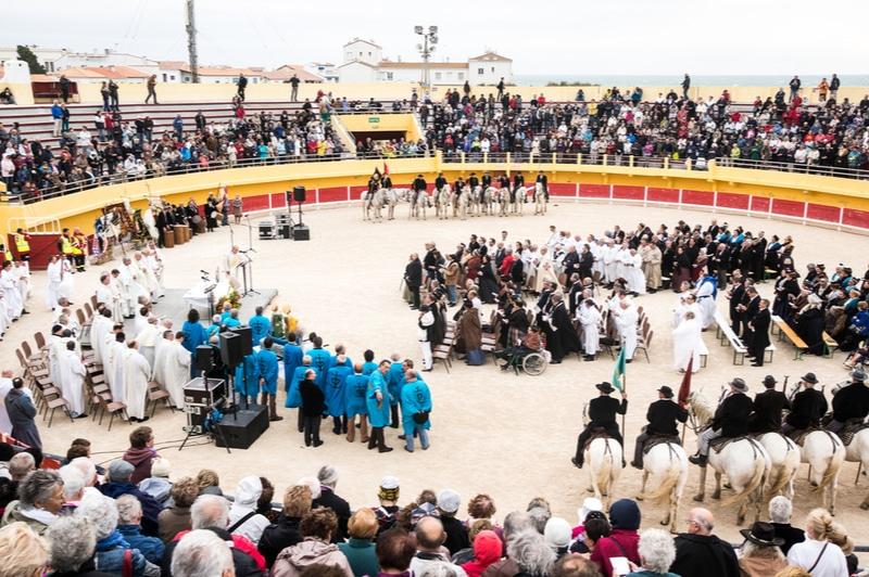 Arènes de Saintes-Maries-de-la-Mer