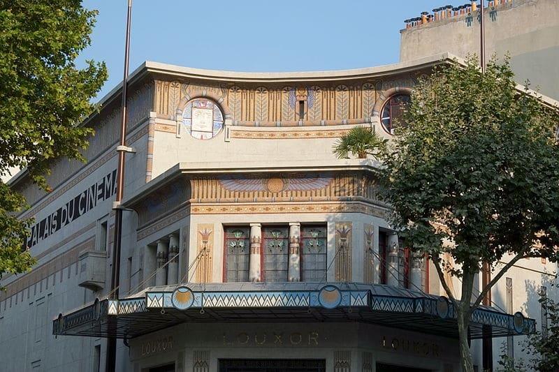 Bar Le Louxor paris rooftop