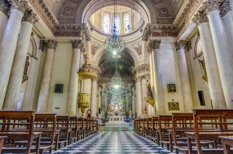 La Cathédrale Notre-Dame-du-Rosaire, Rosario