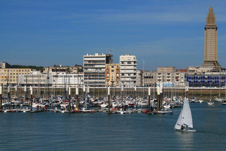 Visiter et louer un bateau au Havre