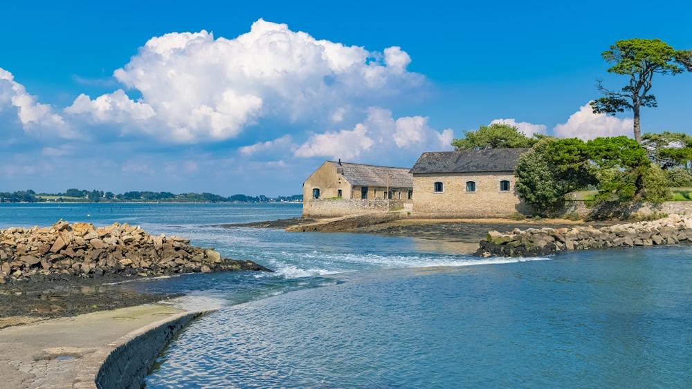 Île de Berder, Morbihan