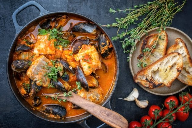 7 endroits où faire une visite gastronomique à Marseille