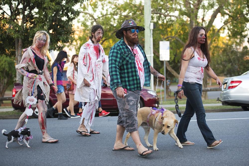 Halloween en Australie