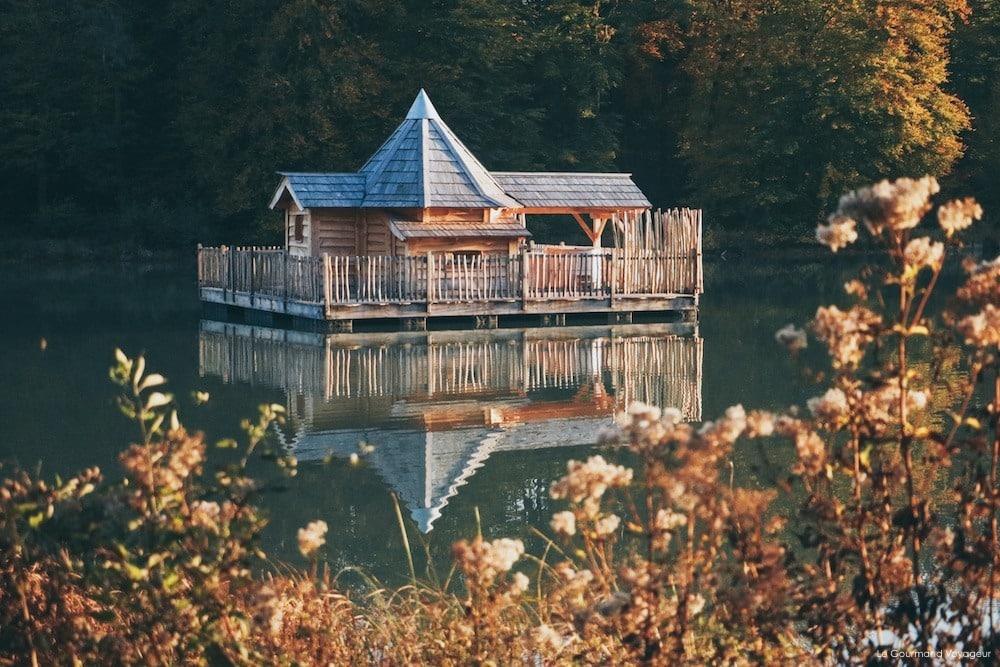 Cabanes des grands reflets