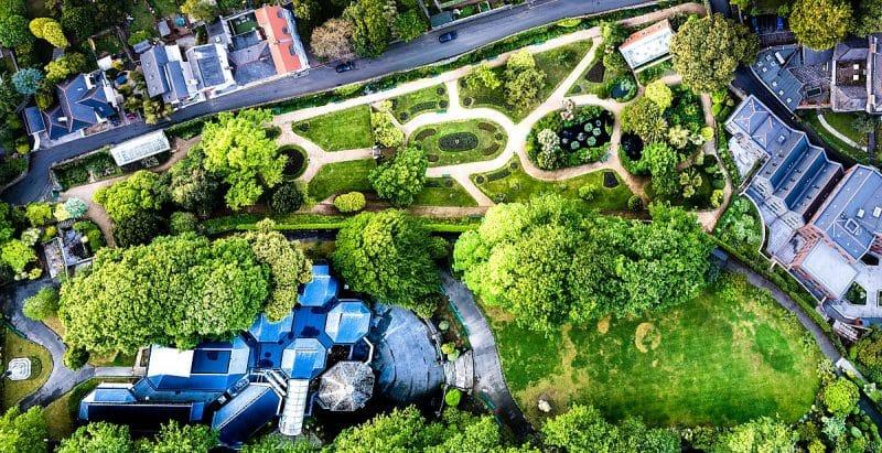 Candie Gardens, Guernesey