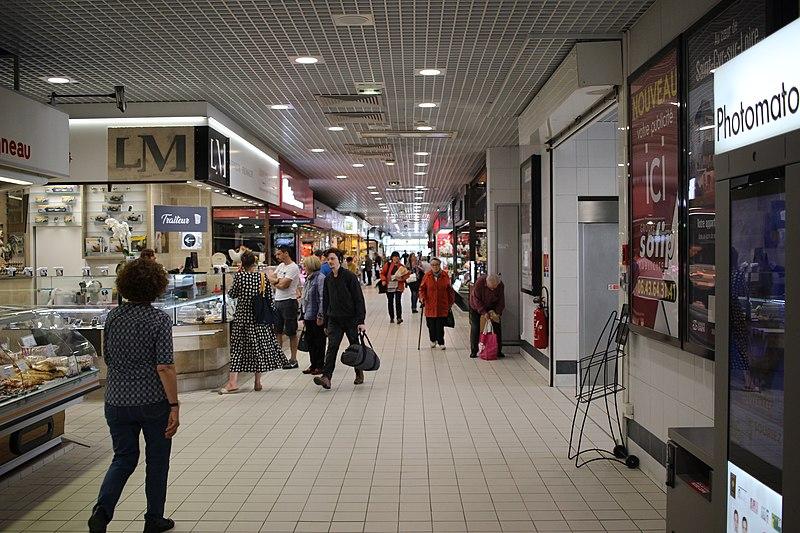 Carreau des Halles marché de Tours