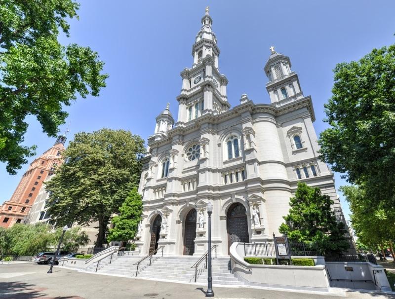 Cathédrale de sacramento
