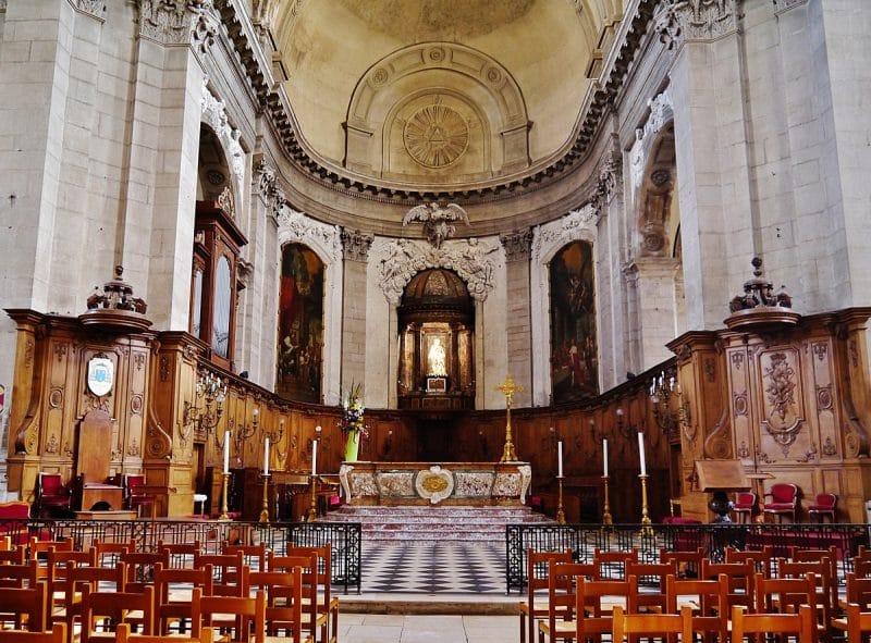 Cathédrale Notre-Dame-de-l'Annonciation de Nancy