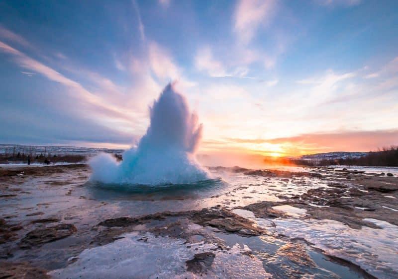 Itinéraire Cercle d'Or, Islande