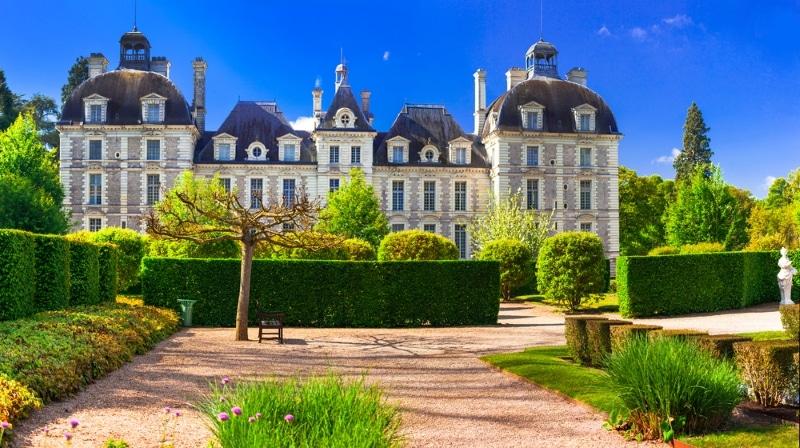 Château de Cheverny et jardins