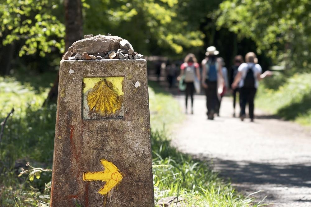 chemin de saint jacques de compostelle rando