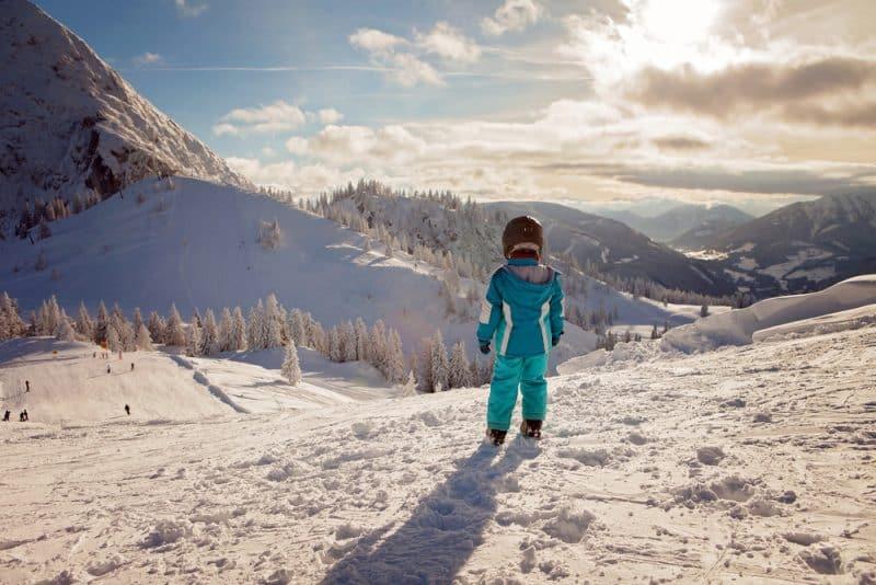 Tenue de ski pour enfant : comment choisir ?