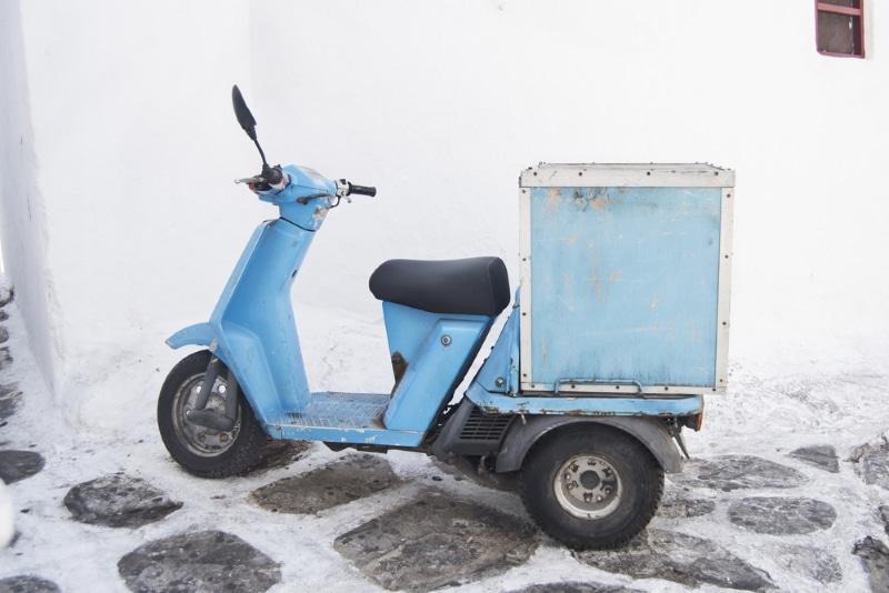 Comment louer un scooter à paros