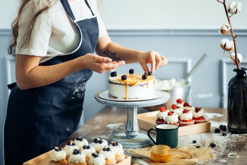 Apprendre la pâtisserie à Paris