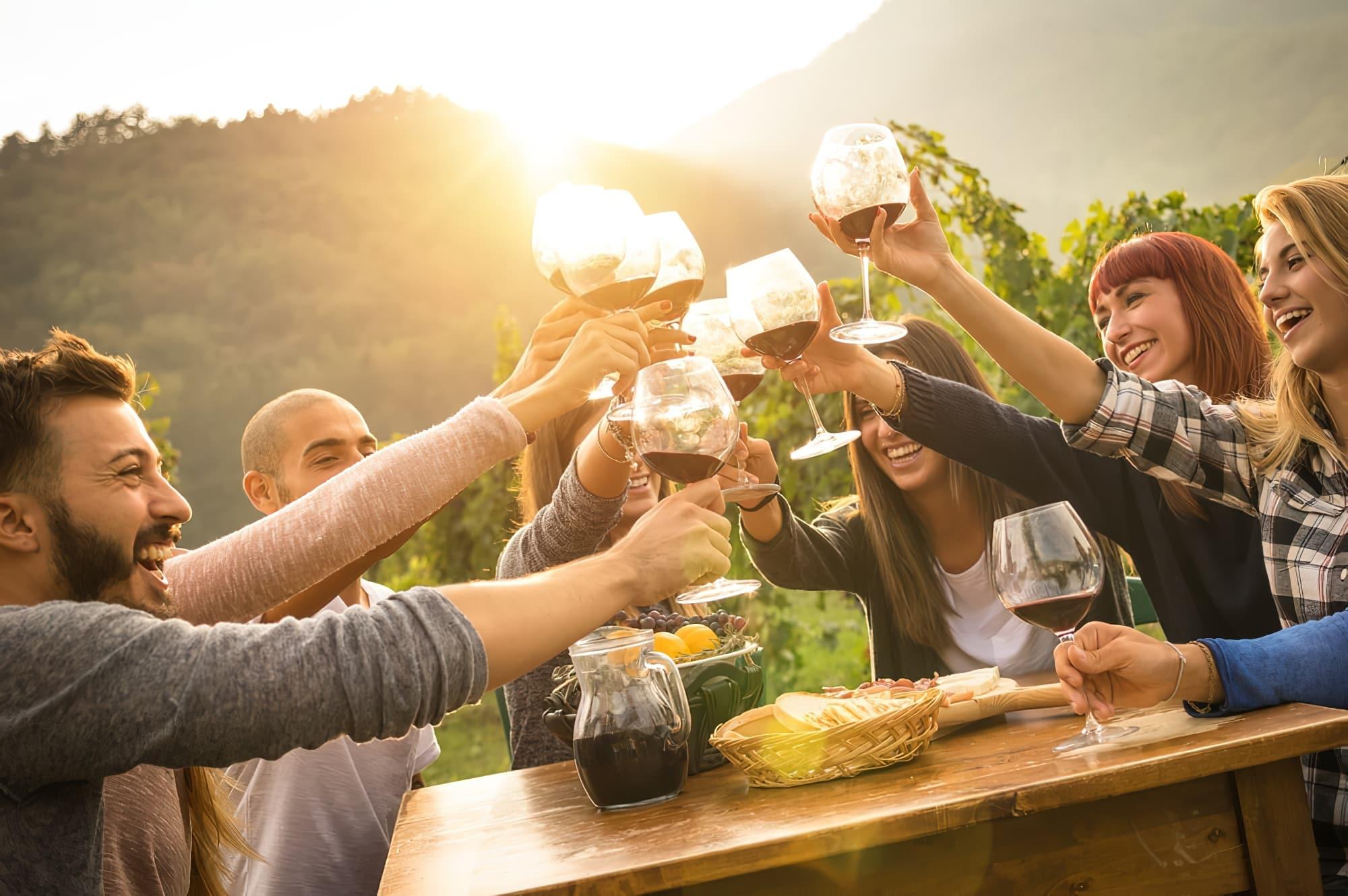 Où faire une dégustation de vin en Europe ?