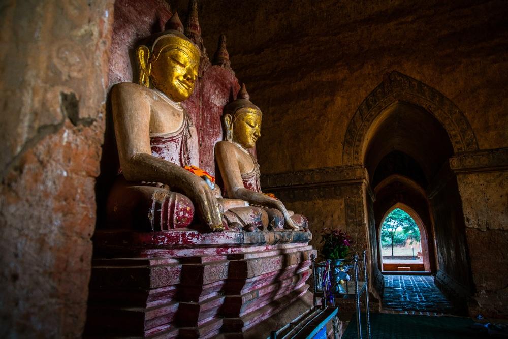 Temple Dhammayangyi, Birmanie