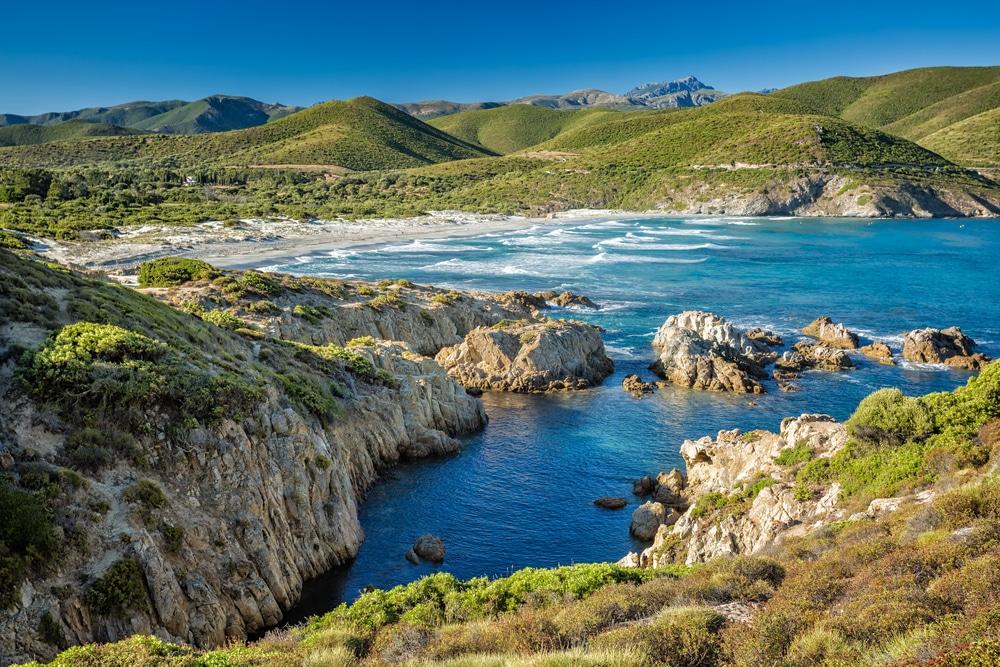 Digital detox en Corse