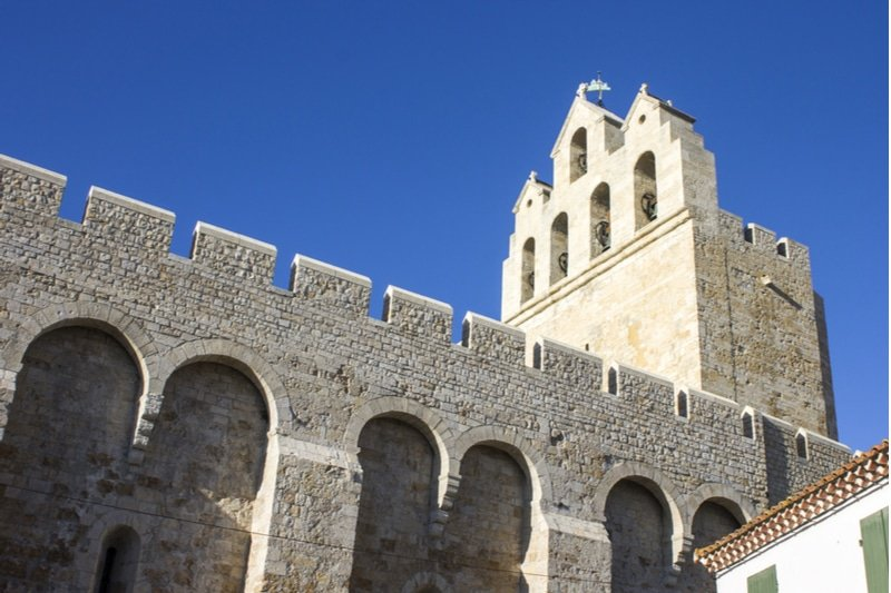 Eglise des Saintes-Maries-de-la-Mer