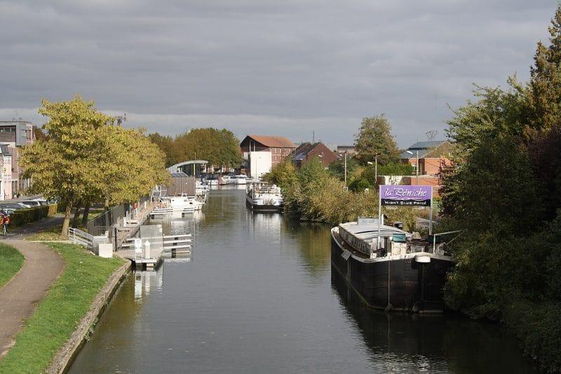 L'Escaut, Valenciennes