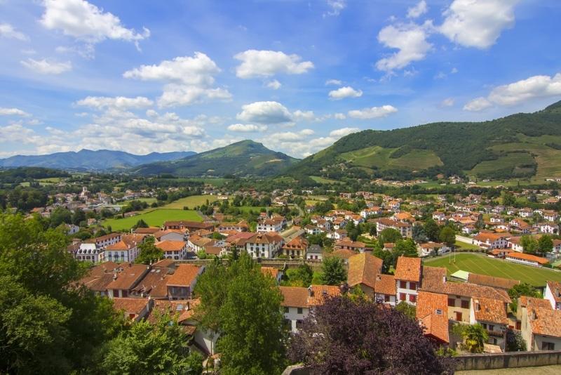 Faire du parapente dans les Pyrénées - Pays basque