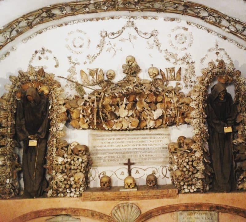 Que faire et voir à la Crypte des Capucins à Rome
