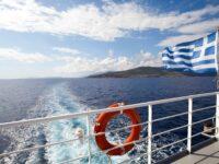 ferry grece