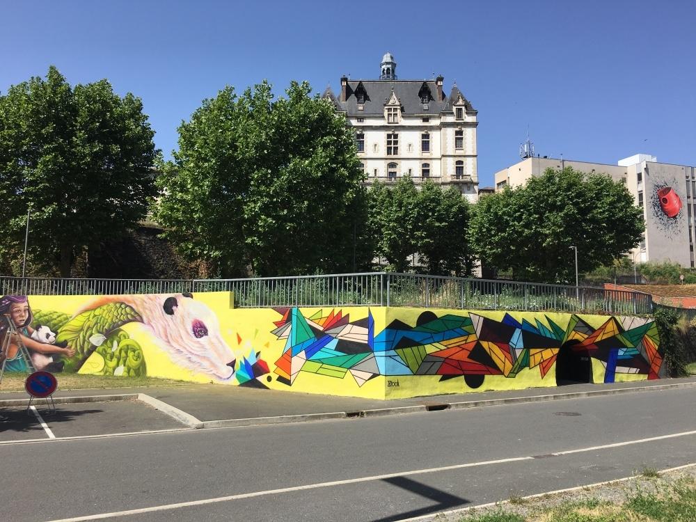 Festival Murs Murs de Decazeville