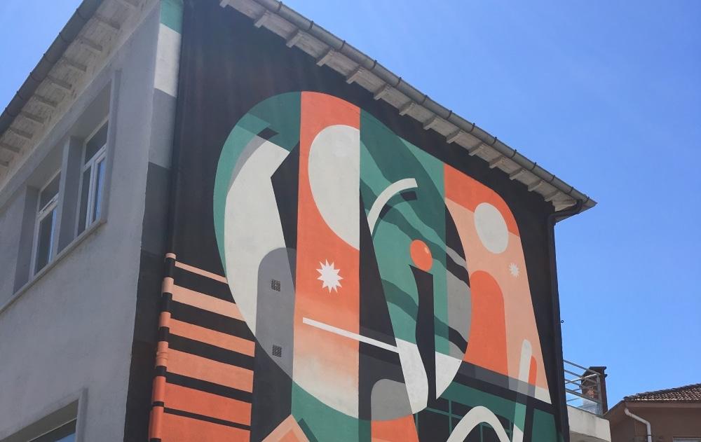 Festival street art murs murs