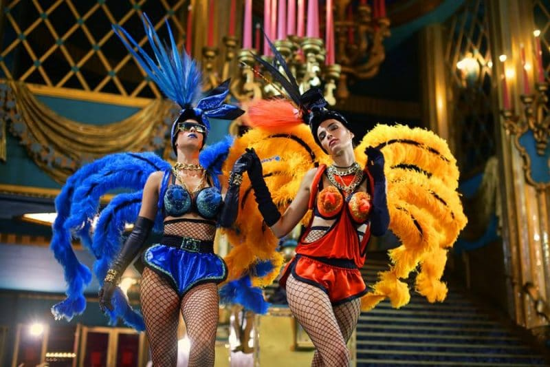 Les Folies Bergère, Paris