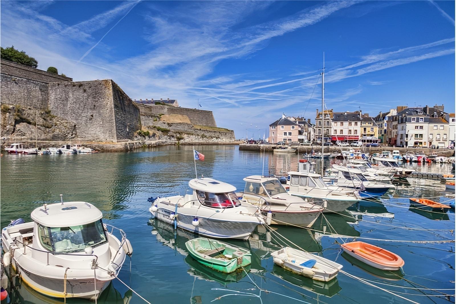 fort vauban belle ile en mer