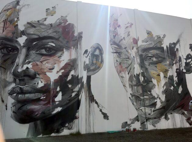 Festival Murs Murs à Decazeville, le street art à l'honneur