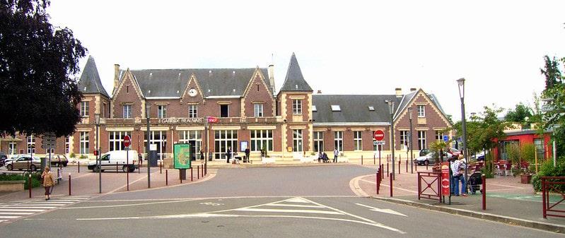 Quartier de la gare, Beauvais